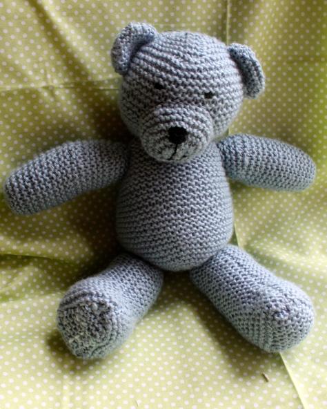 Teddy Bear Softie
