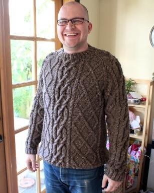 Husband Sweater