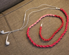 2nd pair of wrapped headphones