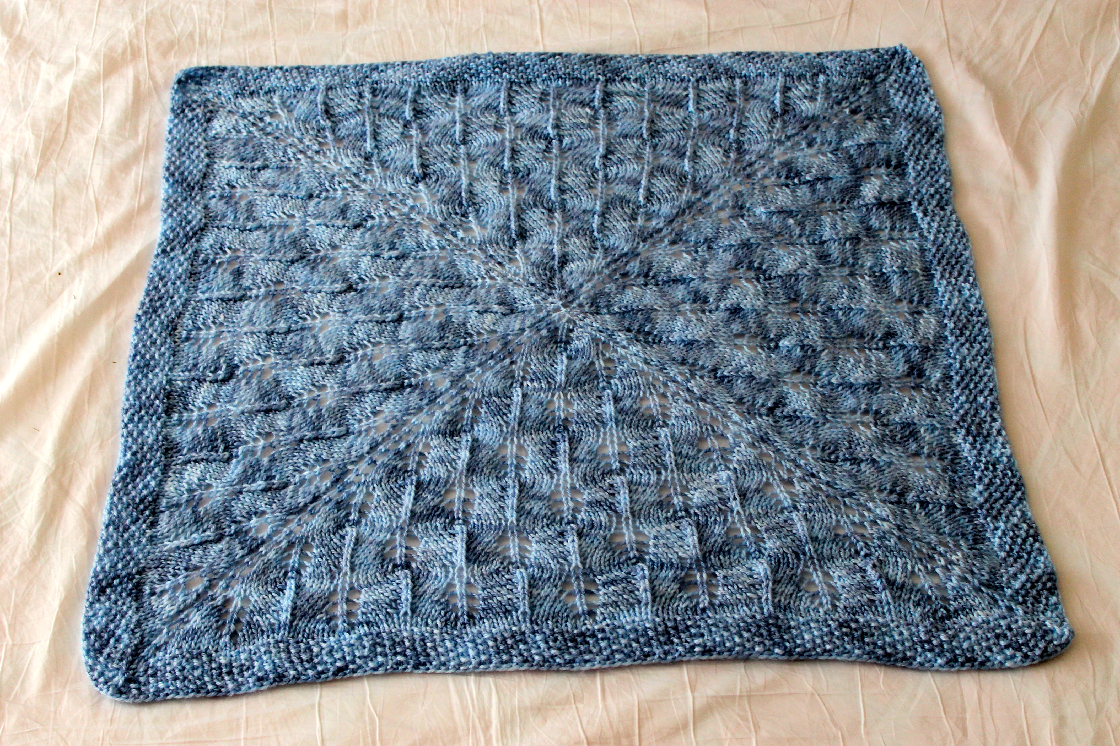 seed stitch | Measured and Slow