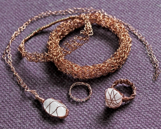 Copper Jewelry