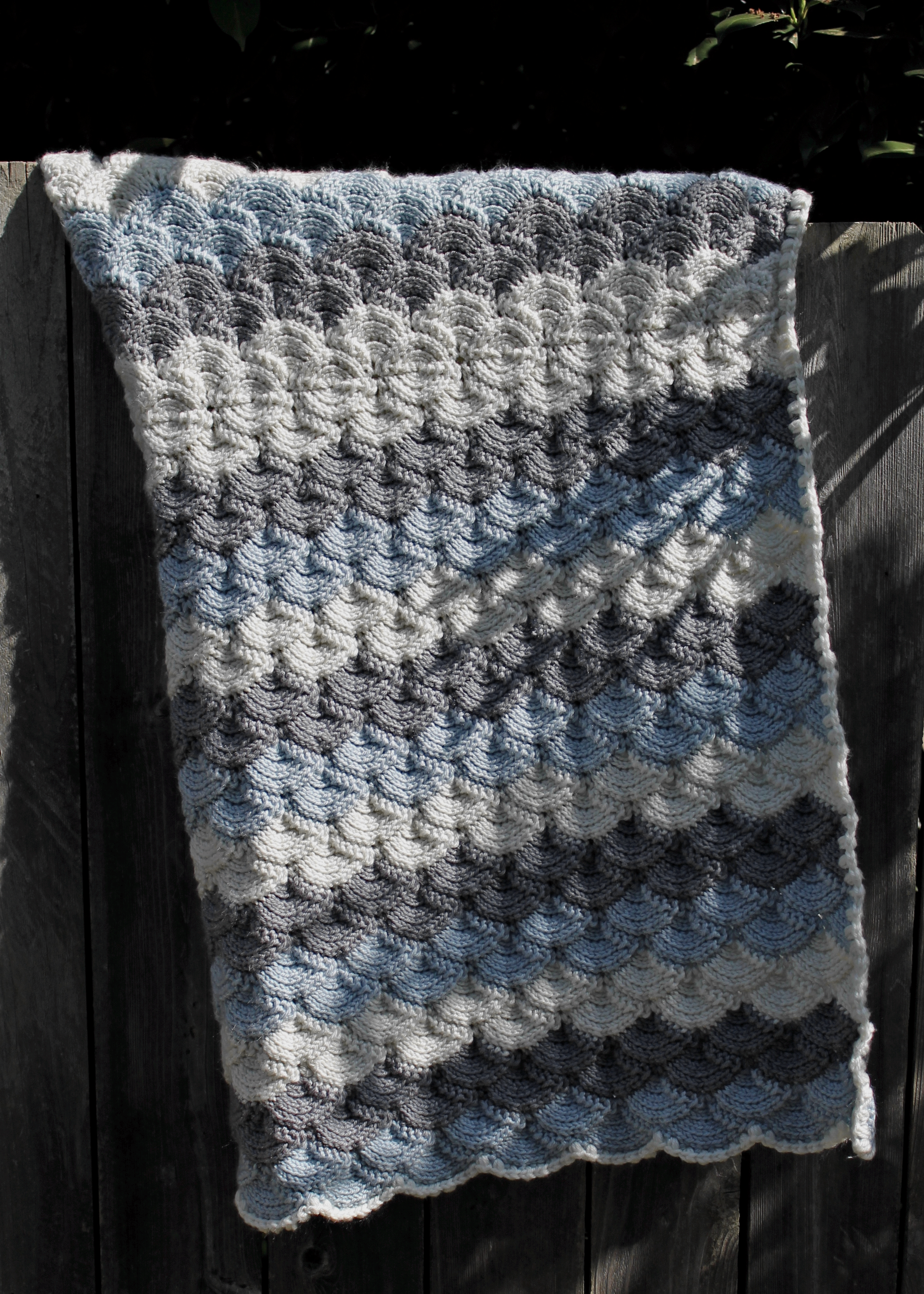 Baby Blanket | Measured and Slow